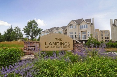 The Landings Townhomes | Minneapolis Townhomes by Ben Ganje